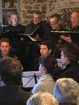 FigeacVoix Premier concert les hommes