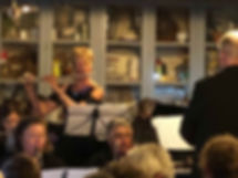 FigeacVoix premier concert avec Camérata