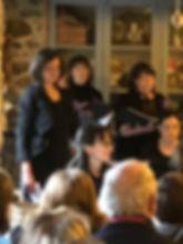 FigeacVoix Premier concert les femmes