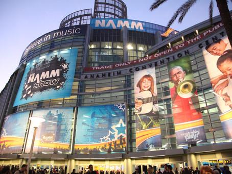As duas maiores feiras da indústria musical
