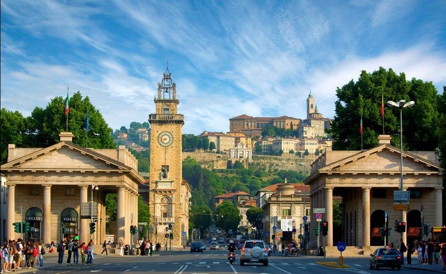 Informazioni turistiche Bergamo