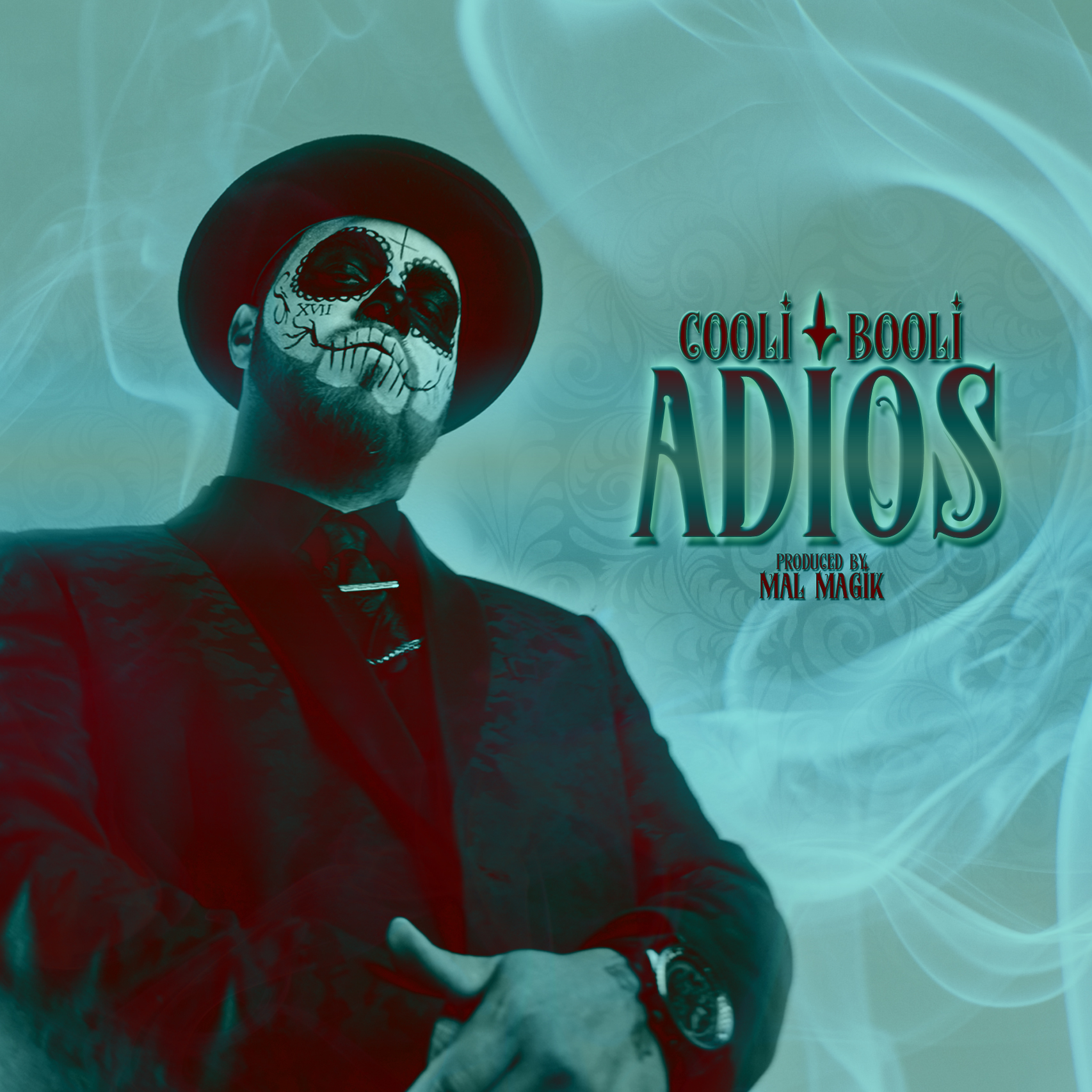Adios Artwork - Cooli Booli