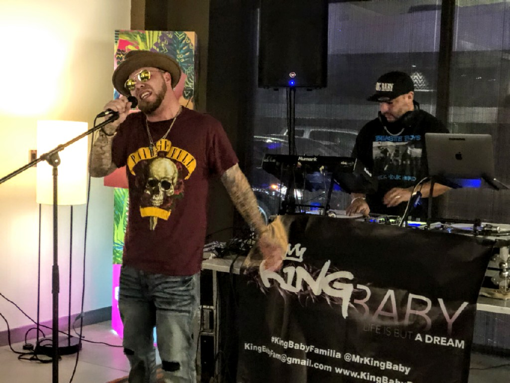 Cooli Booli Live at Aloft Houston