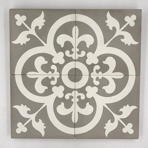 8*8 Santander 1 cement tile