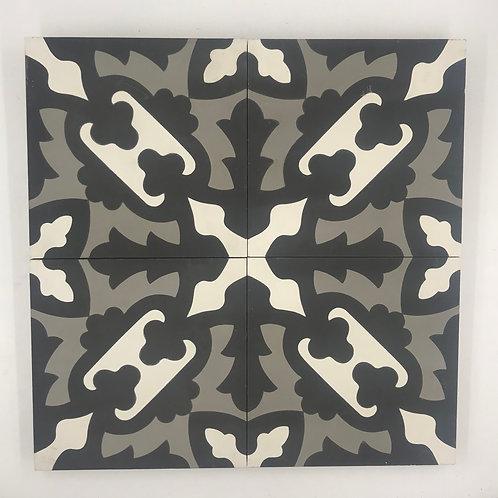 8*8 Farfalla Cement Tile