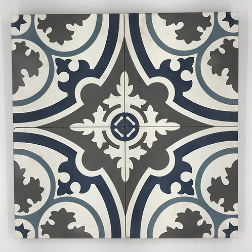 8*8 Evora 3 cement tile