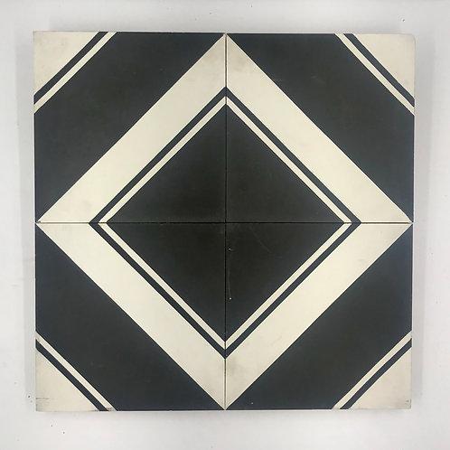 8*8 Batten Cement Tile