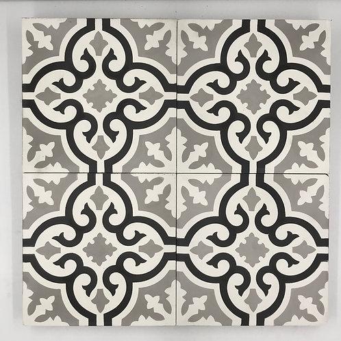 8*8 Floresca VIII Cement Tile