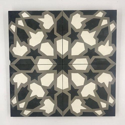 8*8 Stella Cement Tile
