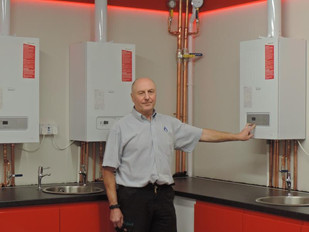 Working in partnership with the Vaillant Group