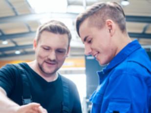 Lomax Apprenticeship Success