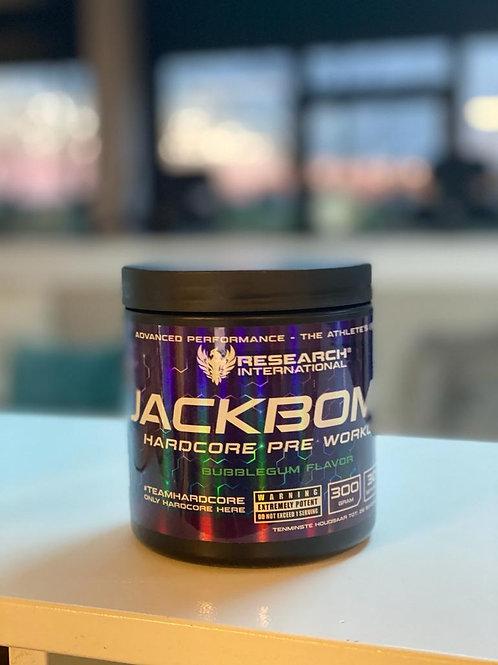 JackBomb Pre Workout