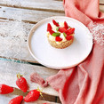 le fraise basilic