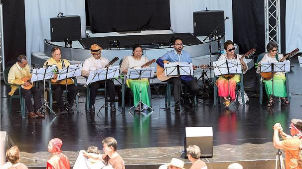 Chicago Angklung Rondalla Ensemble