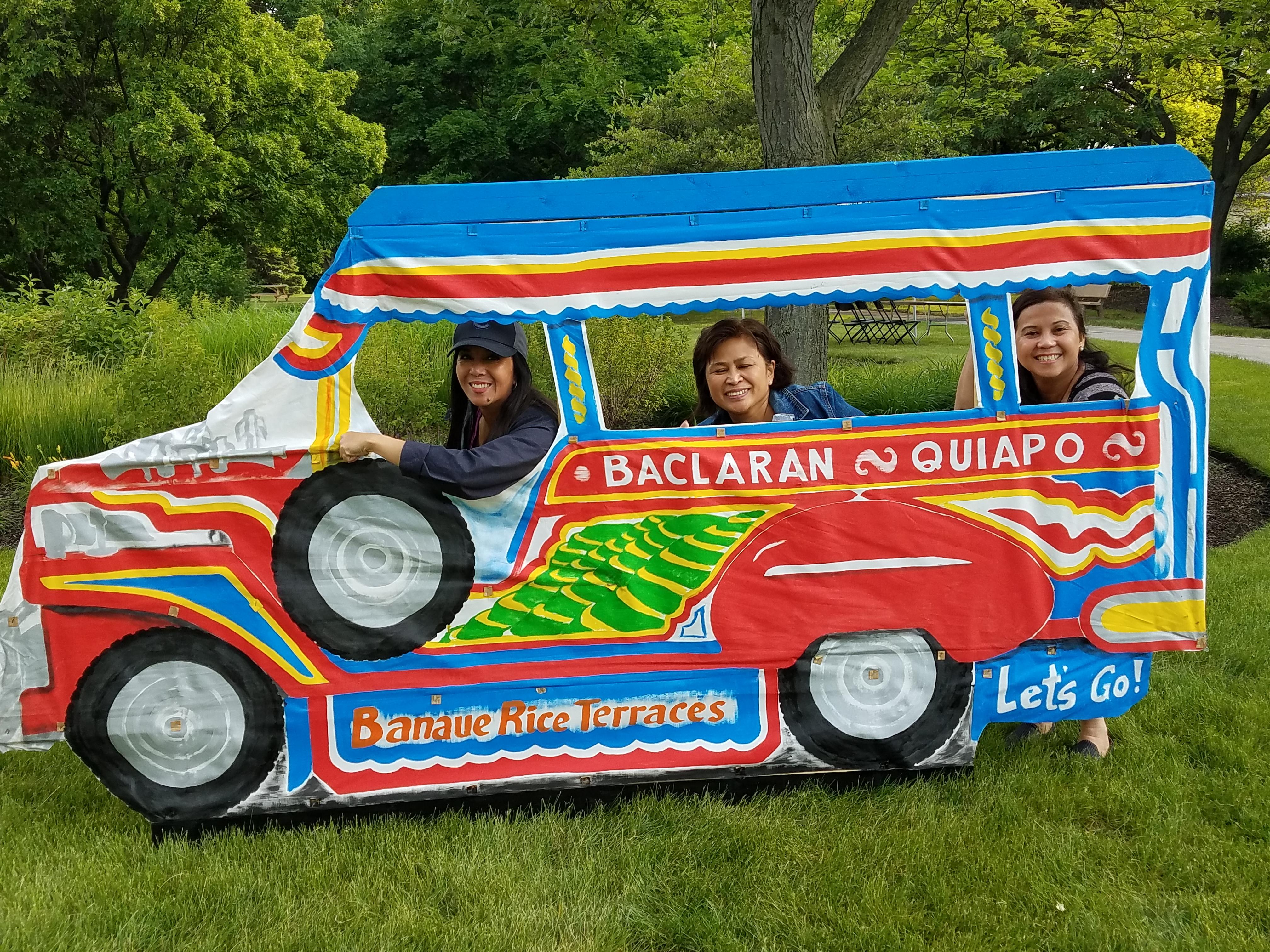 Photo Op - Jeepney