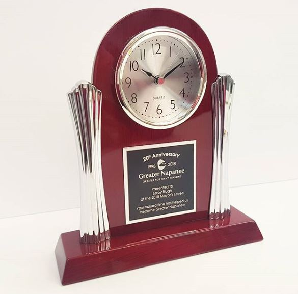 Unique Clock Award