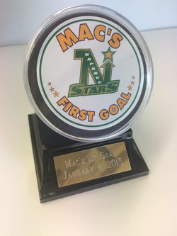 Unique First Goal Award