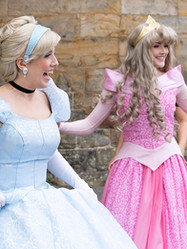 A Princess Picnic at the Castle 2019