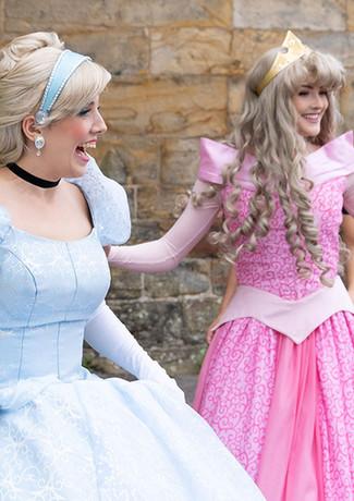 A Princess Picnic at the Castle 2019