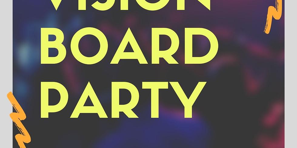 2020 Vision Board Party | South Carolina