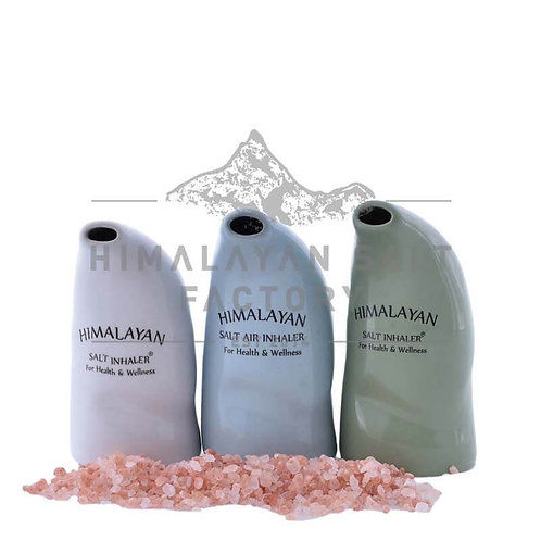 Himalayan Ceramic Salt Inhaler