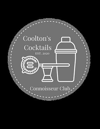 COOLTON'S COCKTAILS CONNOISSEUR CLUB MEMBERSHIP
