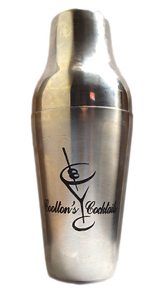 Parisian Style Coolton's Cocktails Shaker