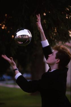 Magician S. Gary Sutherland