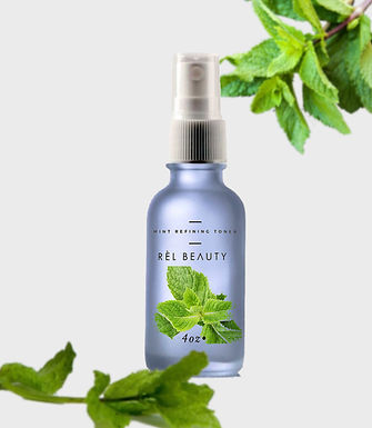 Rèl Beauty Mint Refining Toner