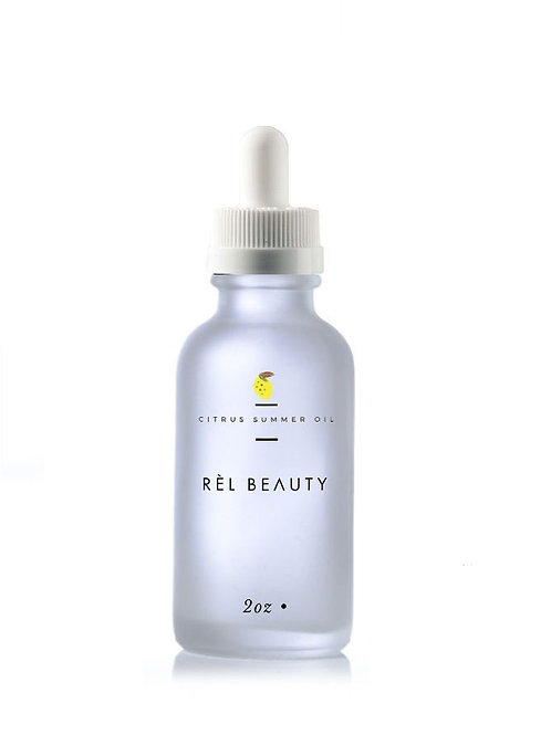 Rèl Beauty's Citrus Summer Oil