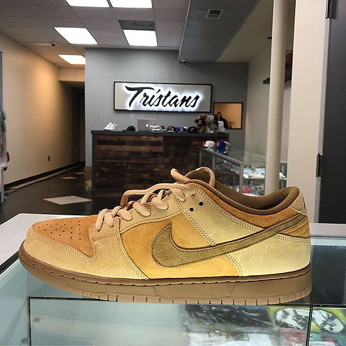 Nike SB Dunk Low Reverse Wheat