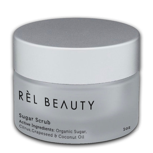 Rèl Beauty's Lip Scrub