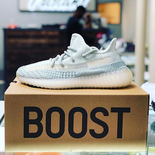 Yeezy 350 Boost Cloud White