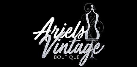 Logo Arierls Hair & Vintage Boutique Logo