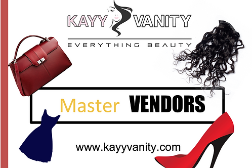 Business Bundle - Business Plan + Vendors List