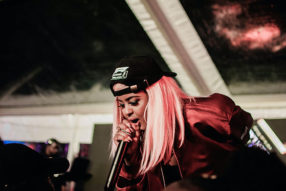 woman-holding-microphone-performing-on-s