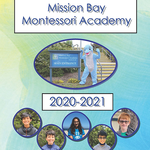2020-2021 MBMA Yearbook