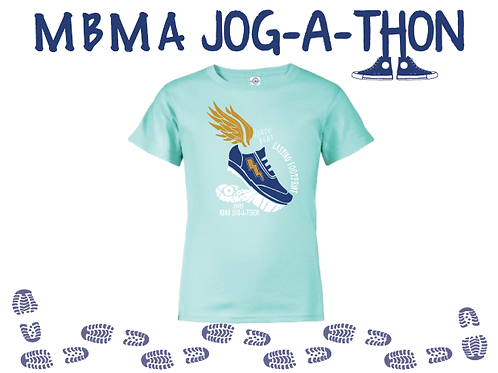 Jog-A-Thon T-Shirt Sponsorship