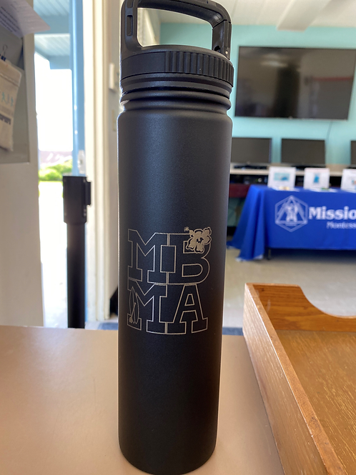 MBMA Insulated Water Bottle