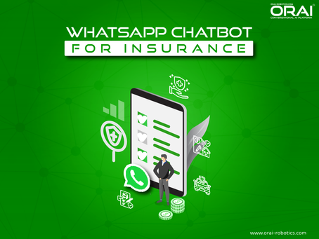 12 Use Cases of WhatsApp Chatbot For Insurance – Improving Lead Quality & Customer Service