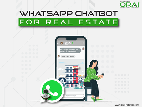 11 Reasons Why You Need A WhatsApp Chatbot For Real Estate