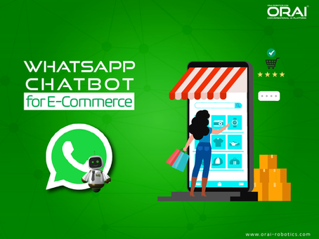 WhatsApp Chatbot for E-Commerce – Top 12 Use Cases & Benefits