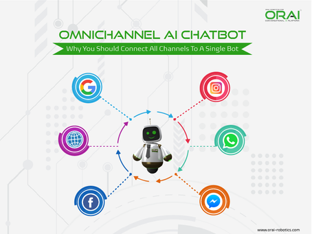 Omnichannel AI Chatbot: Why You Should Connect All Channels To A Single Bot