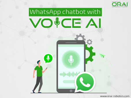 The Future of WhatsApp Chatbots with Voice AI