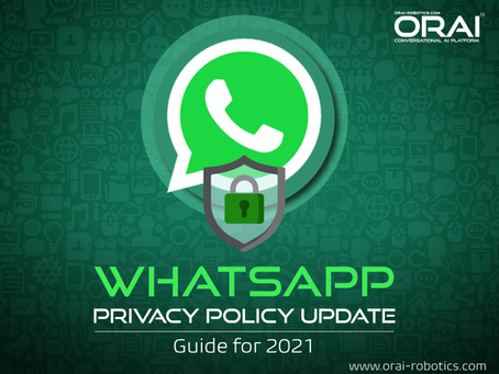 WhatsApp Privacy Policy Update: Your Business Messaging Guide For 2021