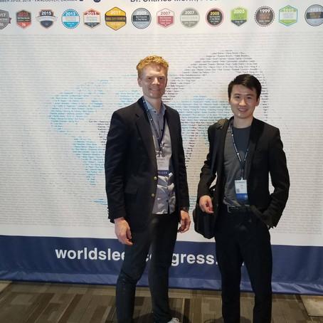 Benedict Lab at World Sleep 2019!