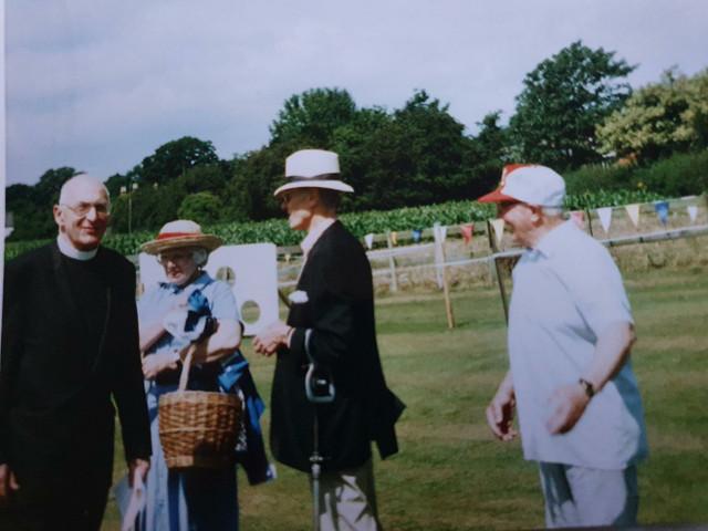 Historical archive; Sandon Royal British Legion Fete 1980's