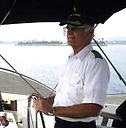 sea burial services Captain George Miller