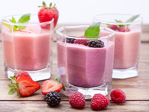 No-Stress Smoothie Recipes | Acheloa Wellness