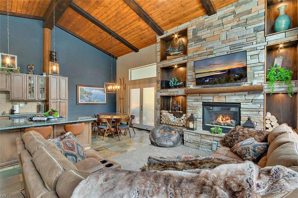 Incline Village Real Estate, Listing Photo, Located in Lake Tahoe, Customer Testimonial